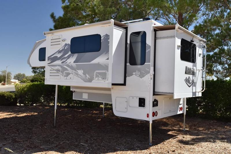 5 Best Truck Bed Campers - Go Camping Hassle Free