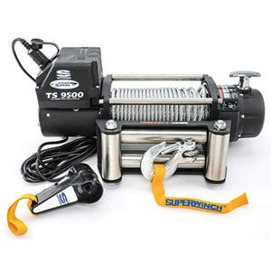 SuperWinch 15102000 Electric Recovery Winch TrucksResource