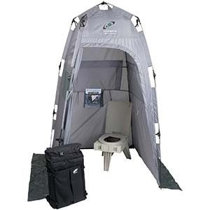 CleanWaste GoAnywhere Complete Camp Toilet System TrucksResource